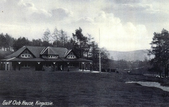 Kingussie Club History